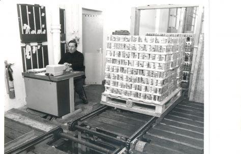High Bay warehouse