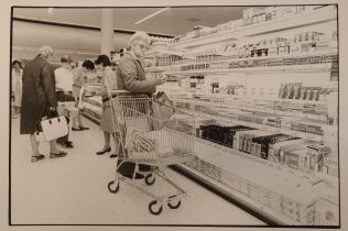 Opening Day Browsing the Toiletries Aisle | unknown