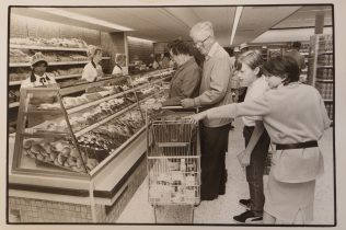 Opening Day Patisserie Counter | unknown
