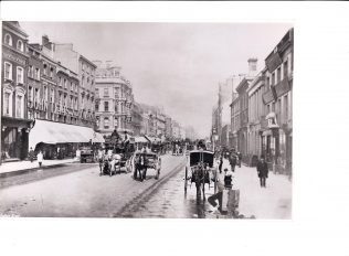 John Lewis Oxford Street 1885 | John Lewis Partnership Archive collection