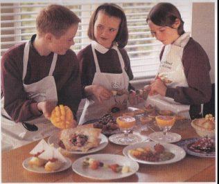 Kids cook Best of British