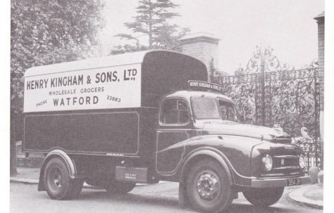 Henry Kingham and Sons