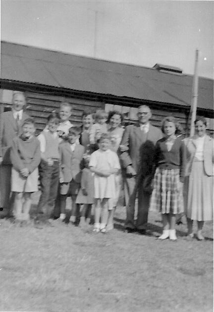 Leckford Holiday 1950's
