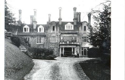 Leckford Abbas 1920s
