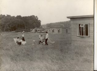 Leckford Camp c1960