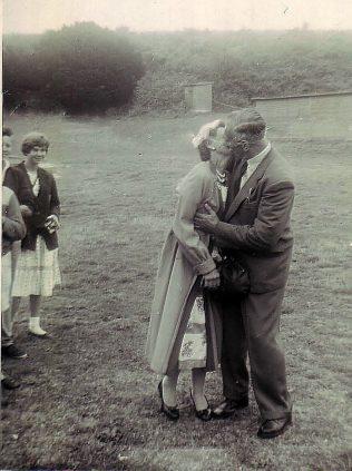 Mr & Mrs Fribbins c1956 | unknown