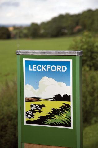 Leckford Estate 2010