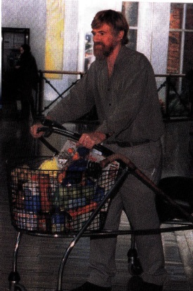 Mobility in a trolley