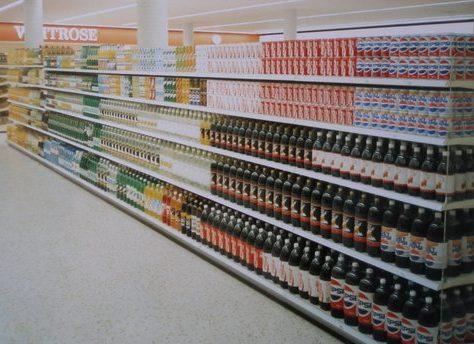 Pristine shelves | Michael Thomson