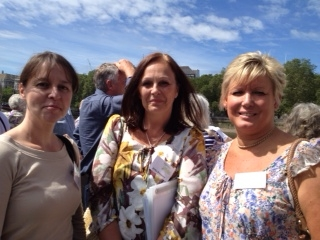 Diane Mawson (helper Waitrose 251), Jacky Sheppard ARC Bracknell & Sue Ashfield (helper Waitrose 328)