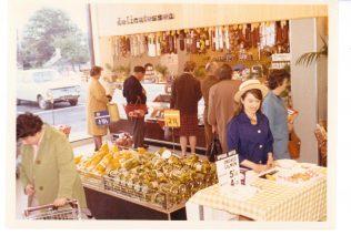 Salmon sampling at Dunstable 1966 | John Lewis Partnership archives