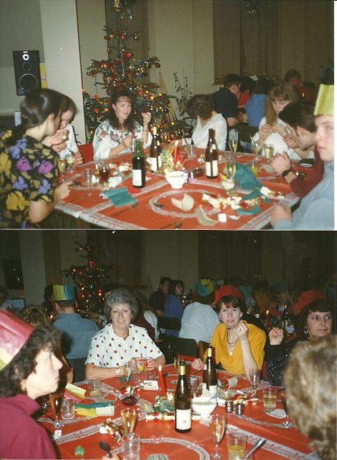 Party nights at Chesham 192