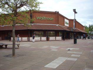 Waitrose exterior 2015 | Terry Hammond