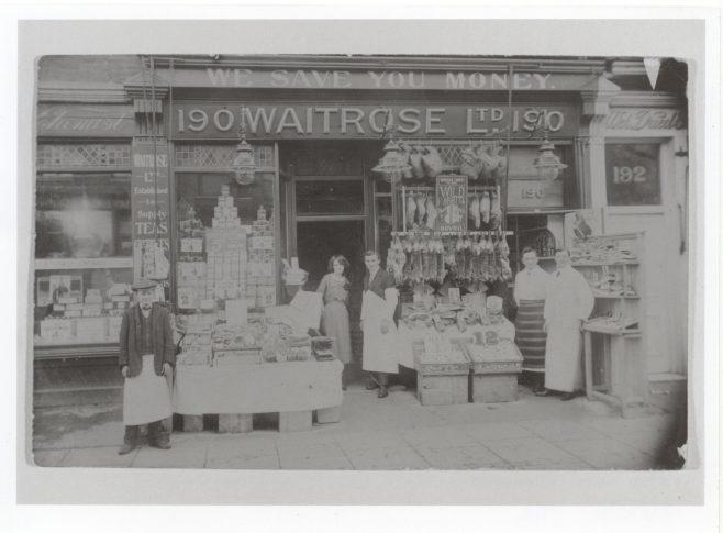 190 Acton Lane 1913