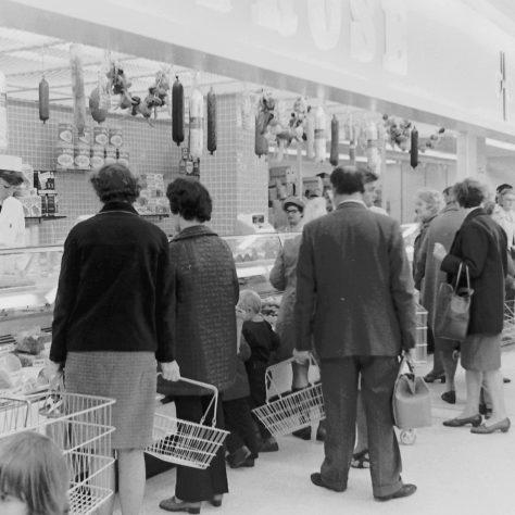 Andover delicatessen counter 1970 | John Lewis Partnership archive collection
