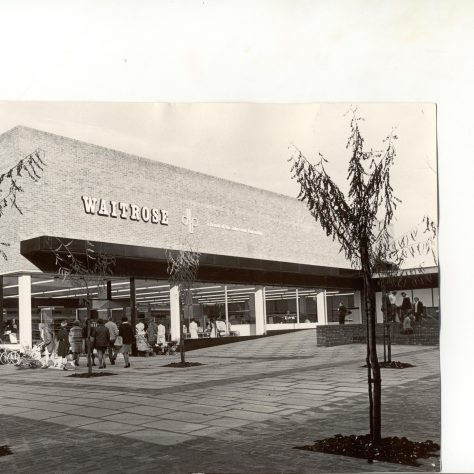 Waitrose Andover 1972 | John Lewis Partnership archive collection