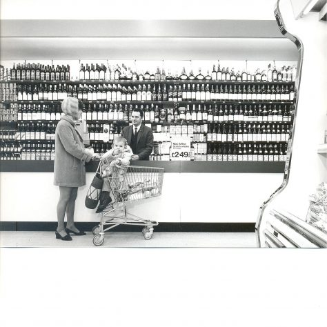 Waitrose Andover 1970 | John Lewis Partnership archive collection