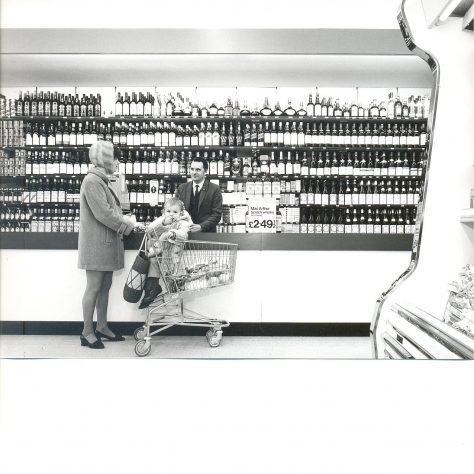 Waitrose Andover 1970 | John Lewis Partnership archive collection