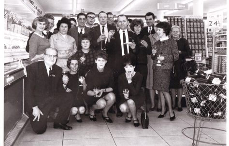 Waitrose Brighton Partners circ 1960s