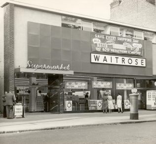 Chiswick 1959 | John Lewis Partnership archives