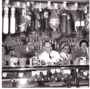 Delicatessen at Dunstable 1966 | John Lewis Partnership archives