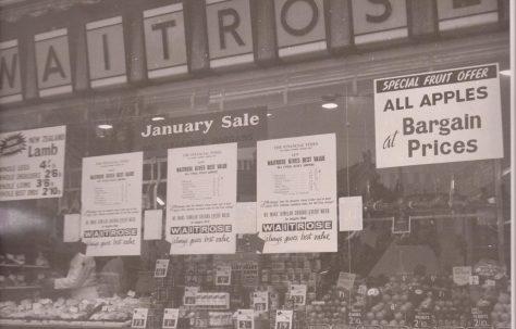 Waitrose Ealing - closed branch