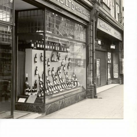 Gerrards Cross exterior 1960 | John Lewis Partnership archives
