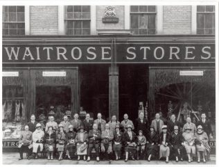 Waitrose Gloucester Road 1928 | Partenrship Archives