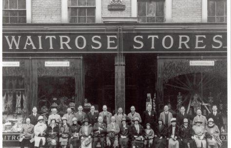 Waitrose Wine Departments