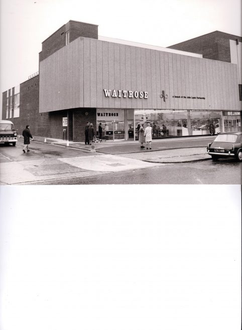Waitrose Hayes 1971 | John Lewis Partnership archive collection