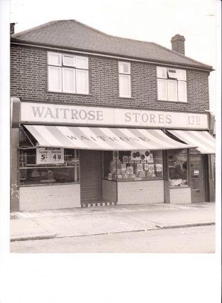 Waitrose Isleworth c1960s | Trevor Fry