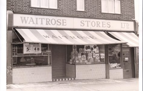 Waitrose Isleworth - closed branch