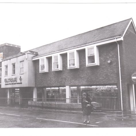 Romsey c1988 | John Lewis Partnership archive collection