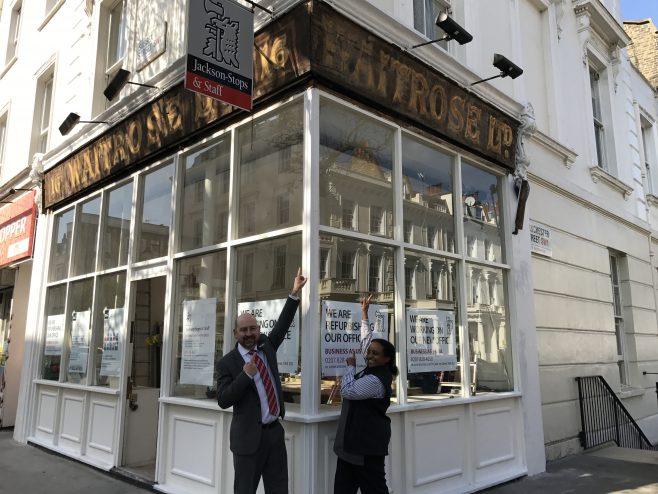 Partners from Waitrose Pimlico April 2017 | Sophie Pierce, Waitrose Chronicle