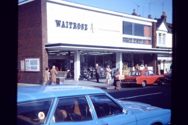 Waitrose Southchurch c1975 | Sam Lambert
