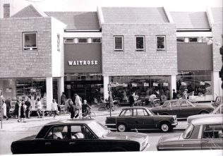 Witney exterior 1969 | John Lewis Partnership archive collection