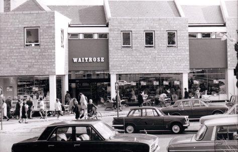 Waitrose Witney 131 - closed branch