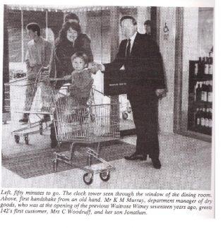 Witney opening 1986 | The Gazette