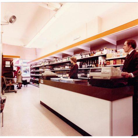 Wokingham interior 1981   John Lewis Partnership archives