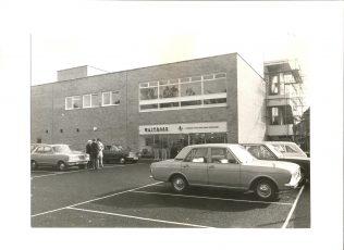 Waitrose Woodley c1970   John Lewis Partnership archive collection