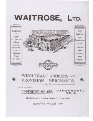 Waitrose headquarters at Addington Square | John Lewis Partnership archives