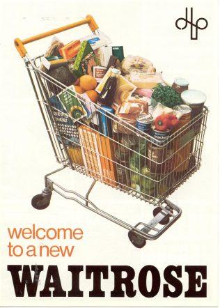 Waitrose advertising 1970s | John Lewis Partnership archive collection