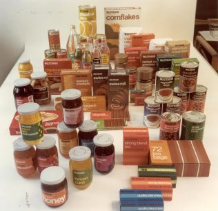 Waitrose own label goods 1970s | John Lewis Partnership archives