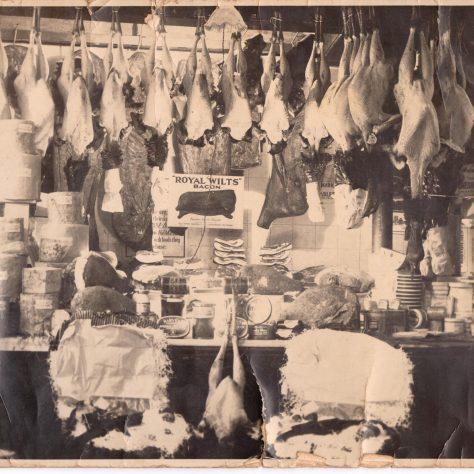 Waitrose Windsor - display