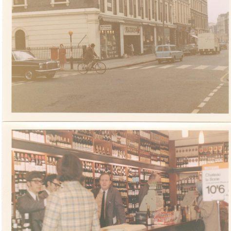 Waitrose Gloucester Road 1969 | John Lewis Partnership archives