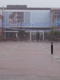 Wedgwood & more rain!