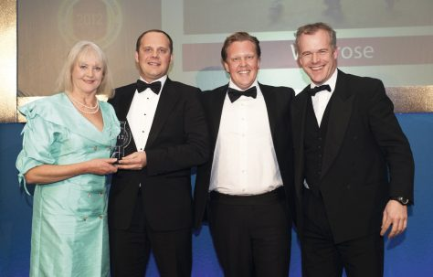 Waitrose dominates wine awards